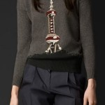 Burberry Shanghai Landmark Cashmere Sweater
