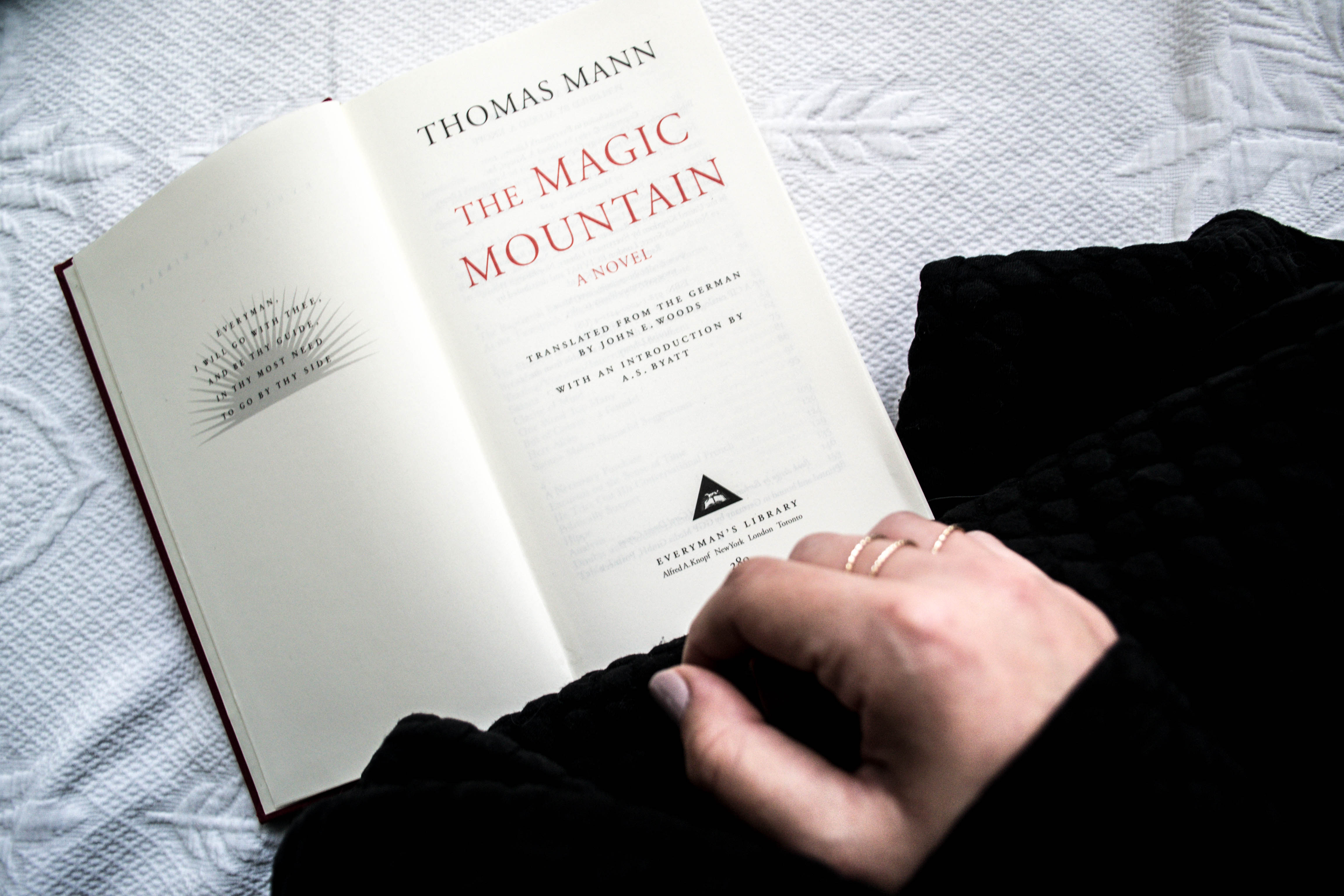 literary inspired fashion thomas mann the magic mountain book review